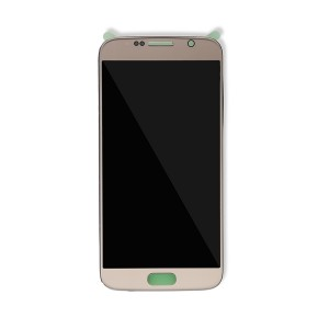 OLED Display Assembly for Galaxy S6 - Gold
