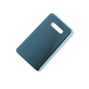 Back Cover with Adhesive for Galaxy S10e (Generic) - Prism Green