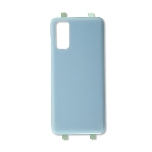 Back Cover with Adhesive for Galaxy S20 5G (Generic) - Cloud Blue
