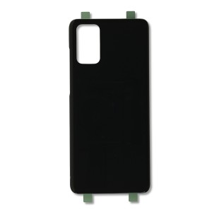 Back Cover with Adhesive for Galaxy S20+ 5G (Generic) - Cosmic Black