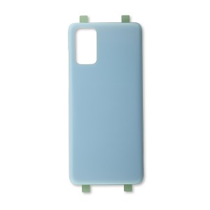 Back Cover with Adhesive for Galaxy S20+ 5G (Generic) - Cloud Blue