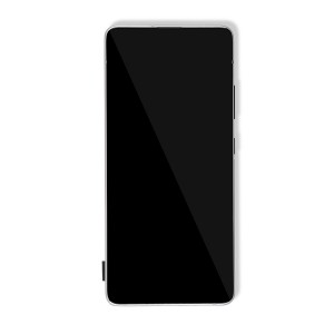 Display Assembly with Frame for Galaxy A51 5G (A516U) (Excluding A516V) (OEM - Service Pack) - White