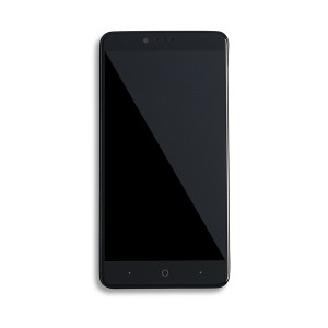 LCD Frame Assembly for ZTE Zmax Pro - Black