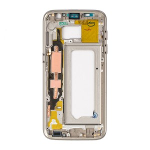 Back Housing for Samsung Galaxy S7 - Gold