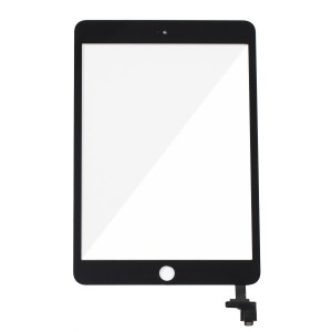 Digitizer (w/ IC Control Circuit Logic Board Flex Cable) for iPad Mini 3 (Select) - Black