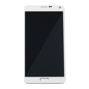 LCD & Digitizer for Samsung Galaxy Note 4 (MDSelect - Generic) - White