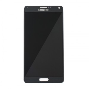LCD & Digitizer for Samsung Galaxy Note 4 (Prime - OEM) - Charcoal Black