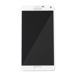 LCD & Digitizer for Samsung Galaxy Note 4 (Prime - OEM) - Frost White
