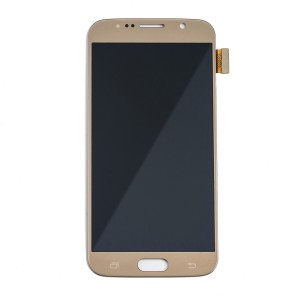 LCD & Digitizer for Samsung Galaxy S6 (MDSelect - Generic) - Gold
