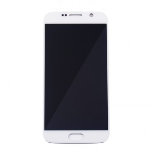 OLED Display Assembly for Galaxy S6 - White