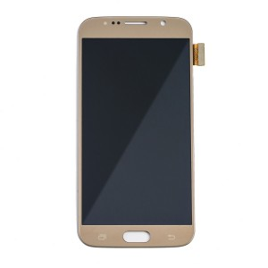 LCD & Digitizer for Samsung Galaxy S7 (OEM - Refurbished) - Gold