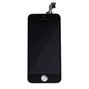 LCD Frame Assembly for iPhone 5S (SELECT) - Black