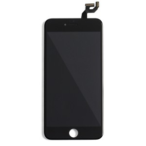"""LCD & Digitizer Frame Assembly for iPhone 6S Plus (5.5"""") (Advanced) - Black"""