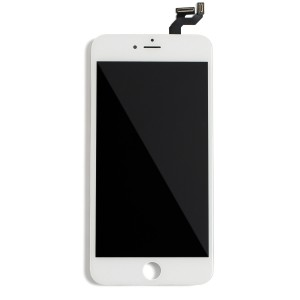 """LCD & Digitizer Frame Assembly for iPhone 6S Plus (5.5"""") (Advanced) - White"""
