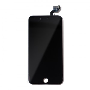 "LCD & Digitizer Frame Assembly for iPhone 6S Plus (5.5"") (MDSelect) - Black"