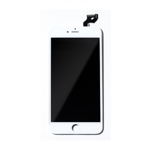 "LCD & Digitizer Frame Assembly for iPhone 6S Plus (5.5"") (MDSelect) - White"