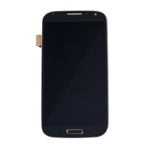 LCD & Digitizer Frame Assembly for Samsung Galaxy S4 (I337 / M919 / L720T) (MDSelect - Generic) - Black