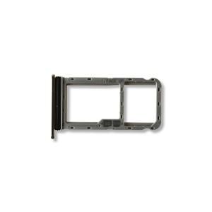 SIM Tray for Moto G Fast (XT2045) (Authorized OEM) - Holo White