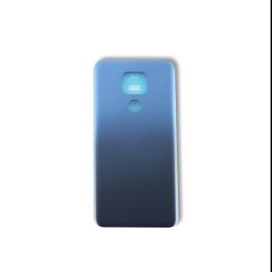 Back Cover for Moto G Play (2021) (XT2093-3 / XT2093-4) (Authorized OEM) - Misty Blue