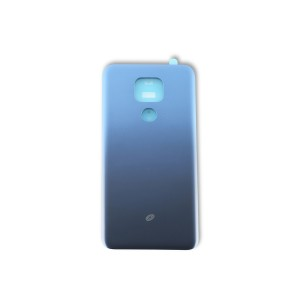 Back Cover for Moto G Play (2021) (XT2093DL) (Authorized OEM) - Misty Blue
