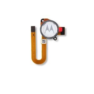 Fingerprint Scanner for Moto Fusion+ (XT2067-2) (Authorized OEM) - White