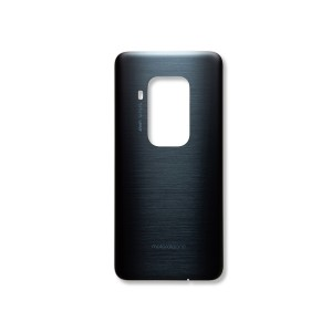 Back Glass for Moto One Zoom (XT2010-1) (Authorized OEM) - Gray