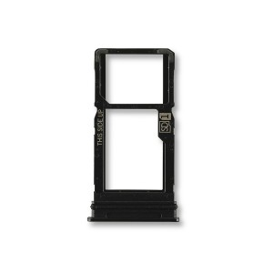Sim Tray for Moto One Ace 5G (XT2113) (Authorized OEM) - Molten Lava