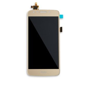 LCD Assembly for Moto E4 (XT1766 / XT1767) (Authorized OEM) - Gold