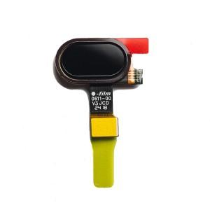 Fingerprint Scanner with Adhesive for Moto E4 / E4 Plus (Authorized OEM) - Black