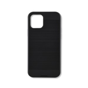 """Fashion Style Case for iPhone 13 (6.1"""") - Black"""