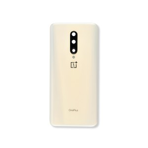 Back Cover for OnePlus 7 Pro (Genuine OEM) - Almond