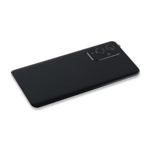 Back Cover for OnePlus 9 (NA) (Genuine OEM) - Astral Black
