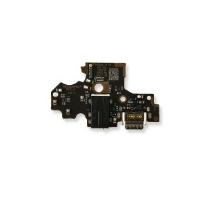 Charge Port Assembly for Moto Edge (XT2063) (Authorized OEM)