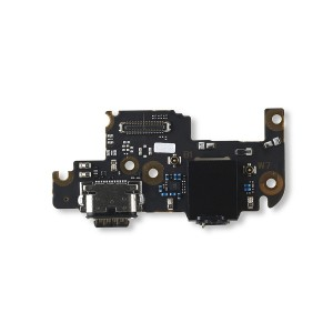 Charge Port Assembly for Moto One Ace 5G (XT2113) (Authorized OEM)