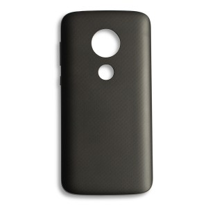 Back Cover for Moto E5 Play (Authorized OEM) - Black
