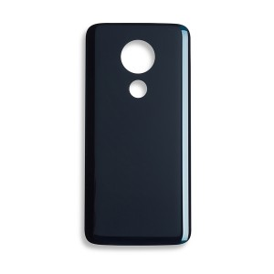 Back Cover with Adhesive for Moto G7 Power (XT1955-5 / XT1955-6 / XT1955DL) (Authorized OEM) - Marine Blue