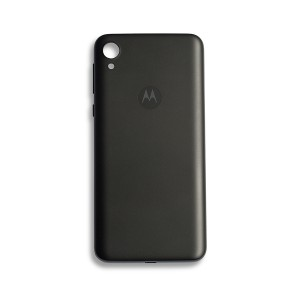 Back Cover for Moto E6 (XT2005) (Authorized OEM) - Starry Black