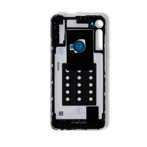 Back Cover for Moto Fusion+ (XT2067-2) (Authorized OEM) - White