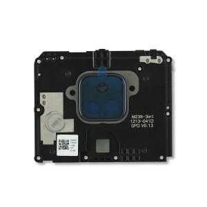 Midframe for Moto G Play (2021) (XT2093) (Authorized OEM) - Flash Gray