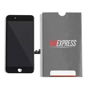 "LCD & Digitizer Frame Assembly (w/ Front Cam & Prox. Sensor & Ear Speaker) for iPhone 7 Plus (5.5"") (Express) - Black"
