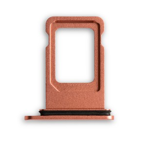 """Sim Card Tray for iPhone XR (6.1"""") - Coral"""