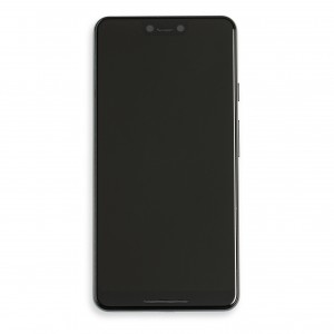 OLED Frame Assembly for Google Pixel 3 XL - Black
