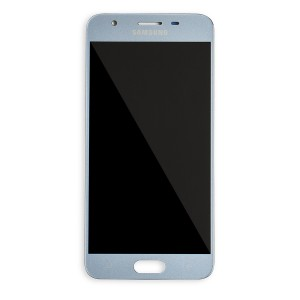 LCD Assembly for Galaxy J3 (J337) (OEM - Refurbished) - Blue