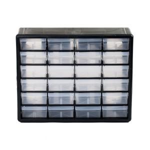 24 Drawer Storage Bin
