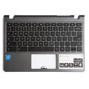 Keyboard / Palmrest (OEM) for Acer Chromebook 11 C720 / C720P / C740