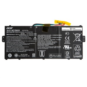 Battery for Acer Chromebook 11 C738T