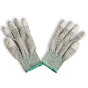 Anti-Static Carbon Fiber Gloves (Medium)