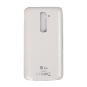 Back Battery Cover (Universal) for LG G2 (LS980 / D800 / D801 / D802) - White