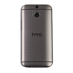 Back Battery Cover for HTC One M8 - Gray