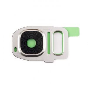 Back Camera Glass Cover for Samsung Galaxy S7 Edge - White